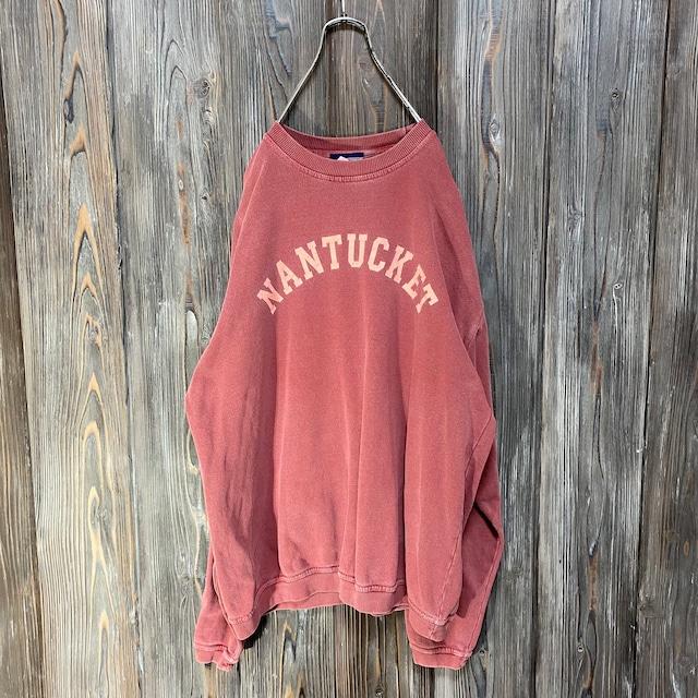 [used]NANTUCKET vintage atmos sweat