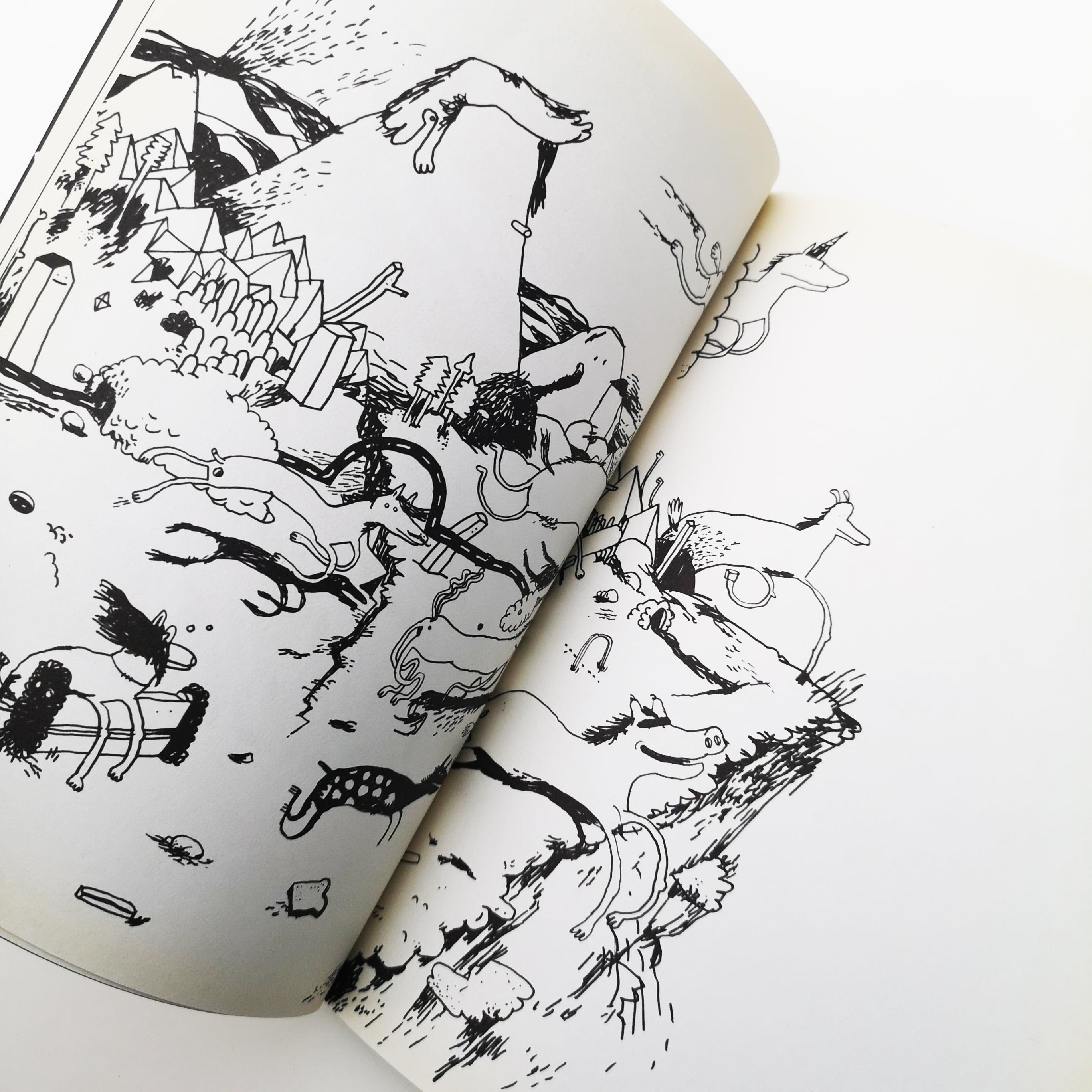 I'M STARTING TO FEEL OKAY (ART BOOK) by Stefan Marx