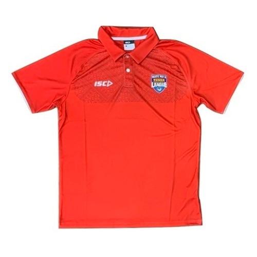 MATE MA'A Tonga Rugby League Polo Shirt