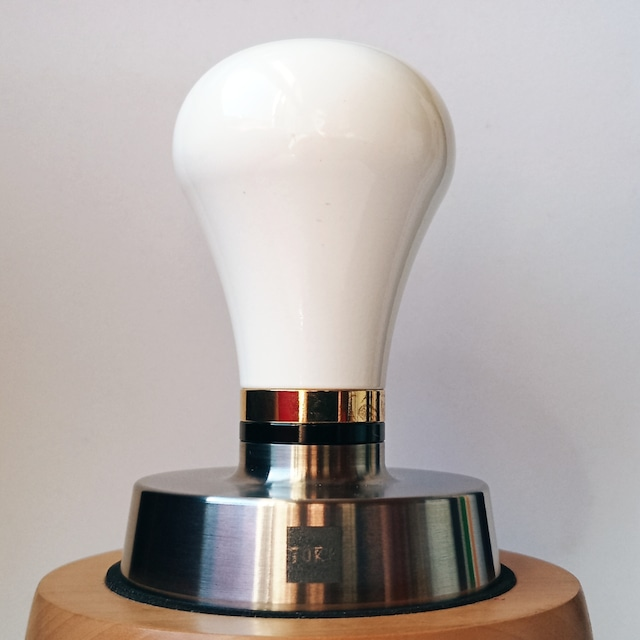 TORRタンパー● TFSE 58.55mm 58.8mm フラット シャープエッジ Espressoタンパー