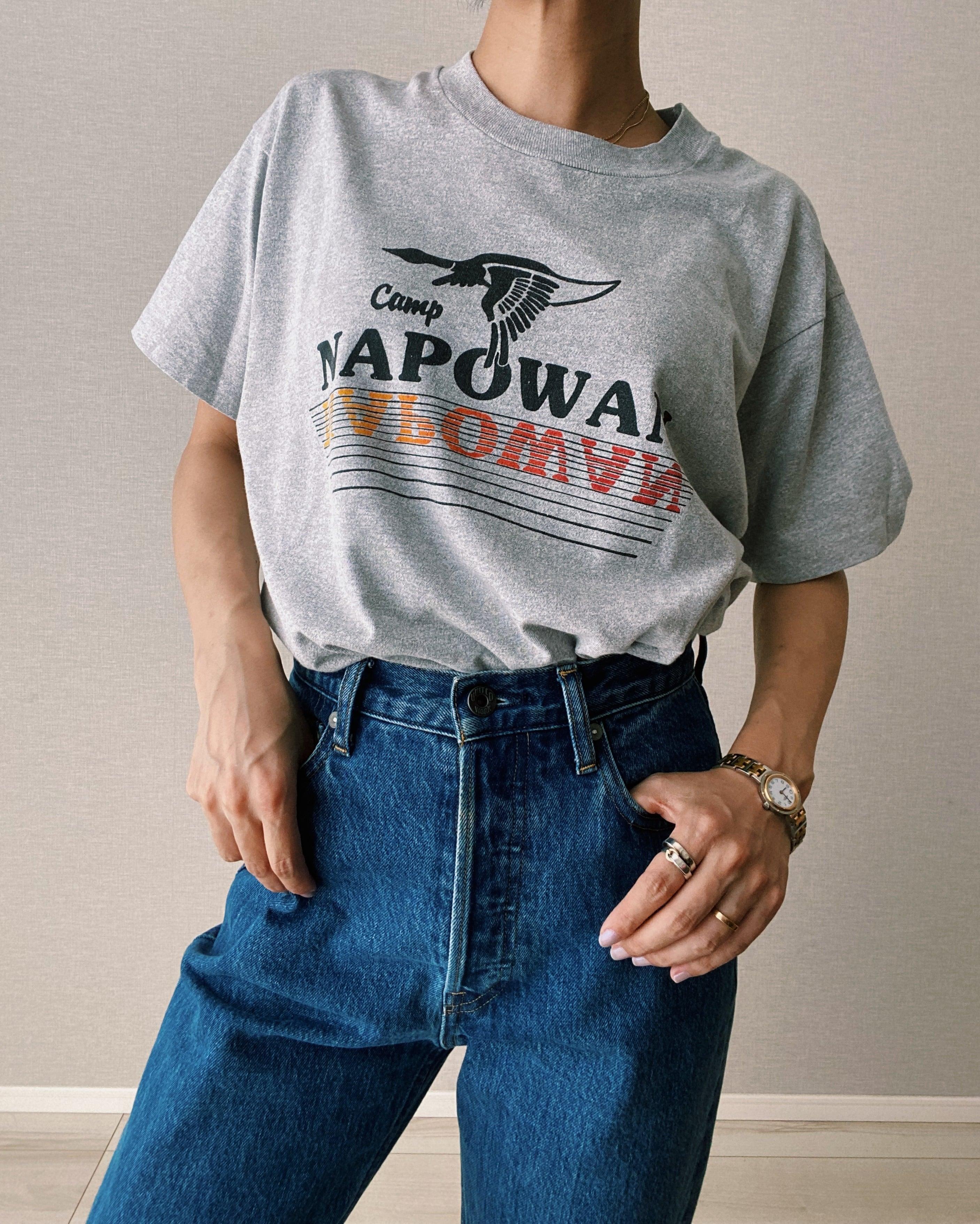 (CS348) Printed T-shirt made in USA