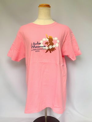 【hula moana/ フラモアナ】ユニセックスTシャツ Hawaii