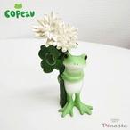 【Copeau】コポー クローバーとカエル