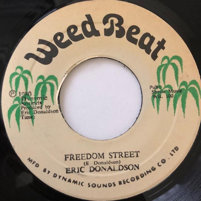Eric Donaldson - Freedom Street【7-20665】