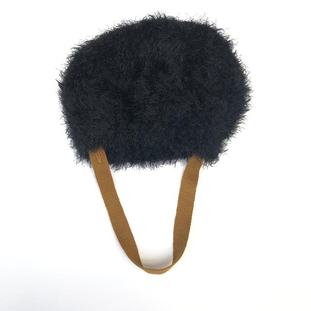 【21AW】folkmade(フォークメイド) mole CAP 帽子 キャップ black (SS/S)