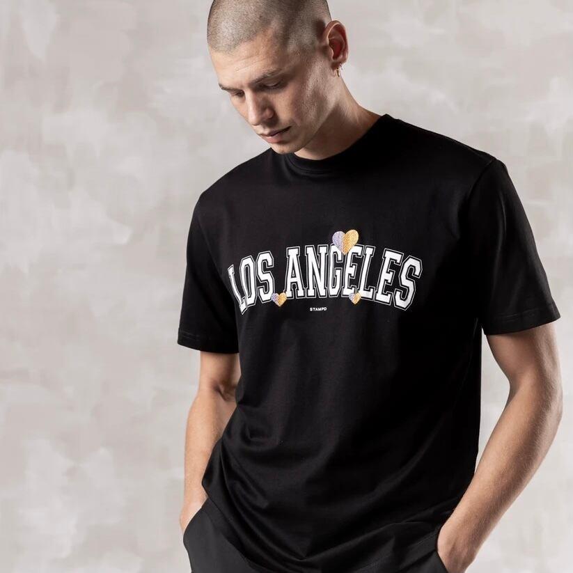 STAMPD / LOS ANGELES LOVE TEE