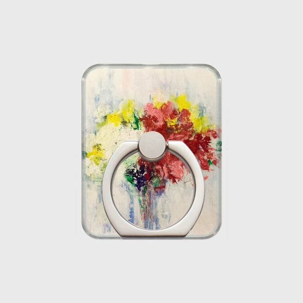 Flower / スマホリング