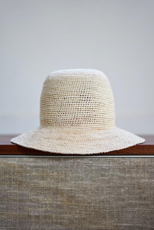 <SOLD OUT>JAN JAN VAN ESSCHE - HAT#7 (NATURAL)