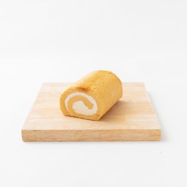 【グルテンフリー】佐賀県産米粉100%使用 自家製焦がしキャラメルロール
