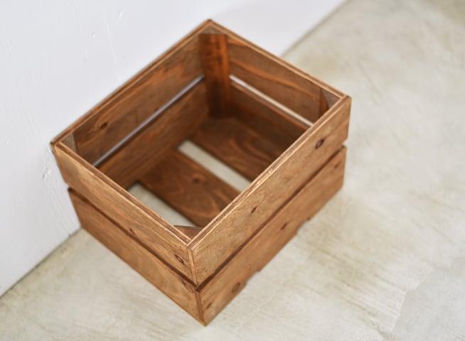 木箱 ベジタブルボックス S