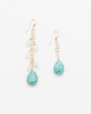 Breda / Turquoise w Moonstone