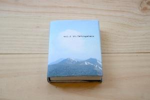 【mt.souvenir】山豆本/vol.2 八ヶ岳