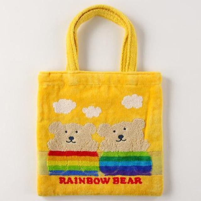 【RAINBOW BEAR レインボーベアー】 <バッグ>デイズ・イエローM