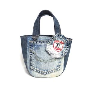 BAG pocket デニム