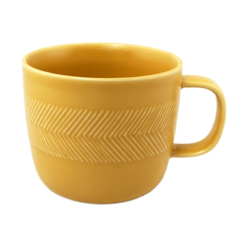 BIRDS' WORDS(バーズワーズ) Tabletop Mug yellow