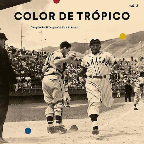 【ラスト1/LP】V.A. - Color De Tropico, Vol. 2