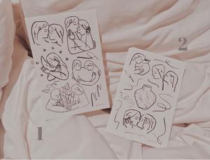 "tatoo seal  ""angels"""