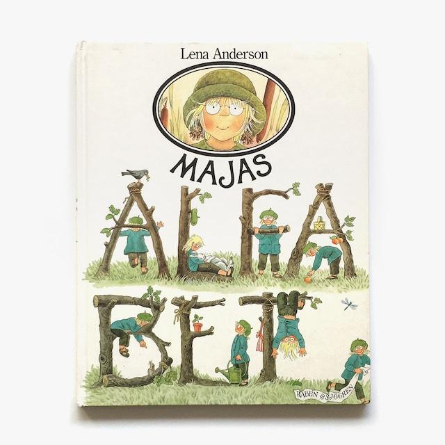 レーナ・アンデション「Majas alfabet(マーヤのアルファベット)」《1988-01》