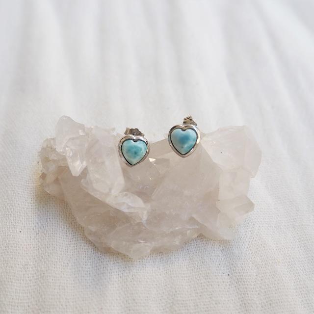 Larimar Pierced Earring《18388239》