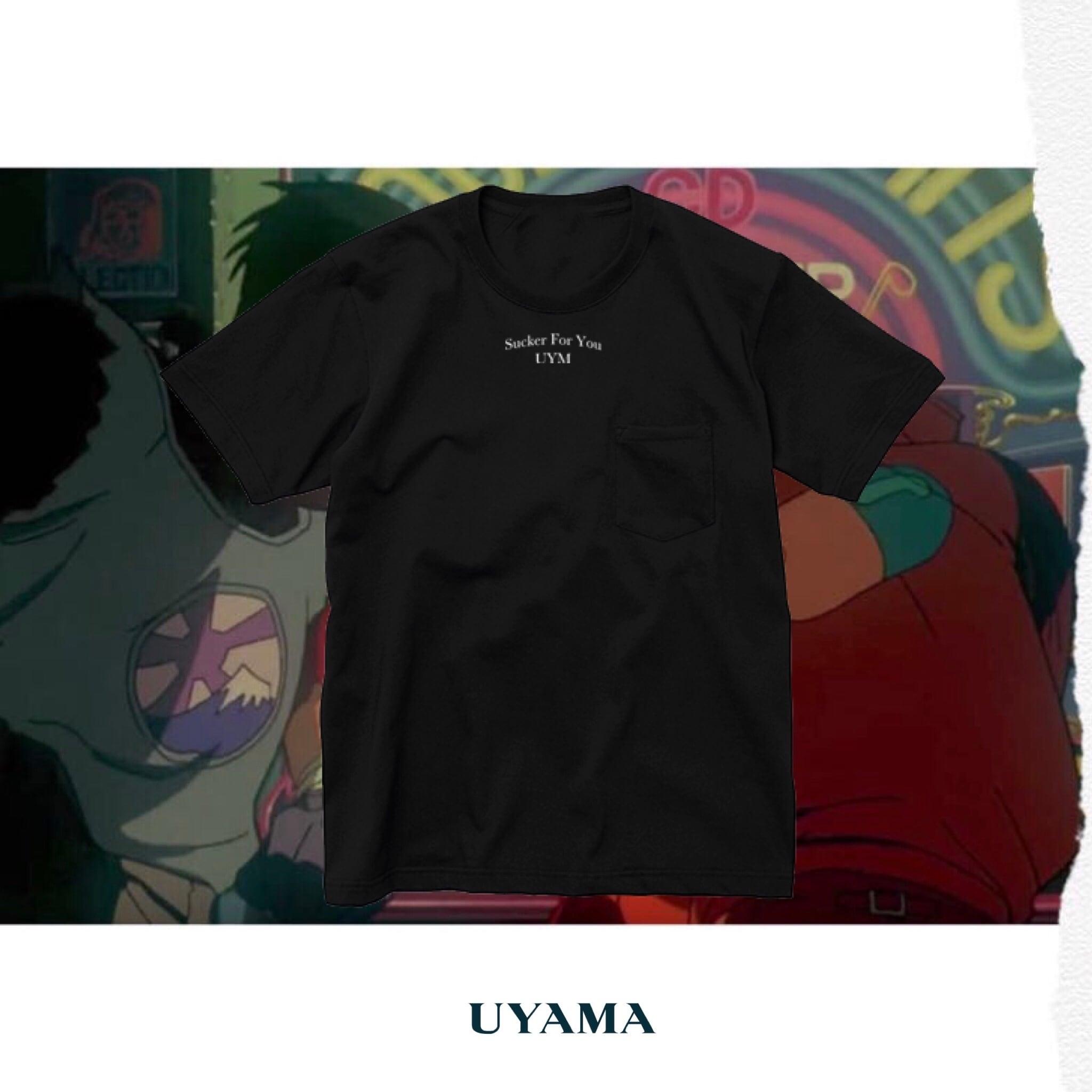 "19s/s ""SFU"" Pocket Tee【UYAMA】"
