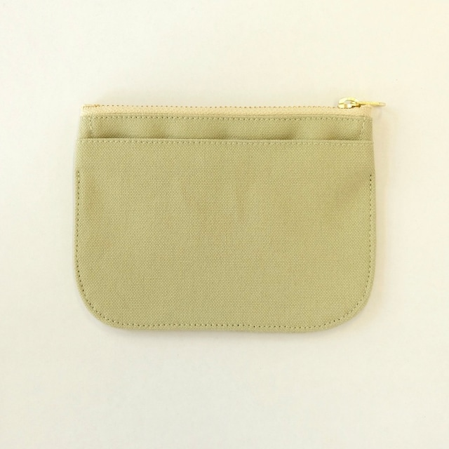 ミニ財布《 倉敷の帆布 2 》