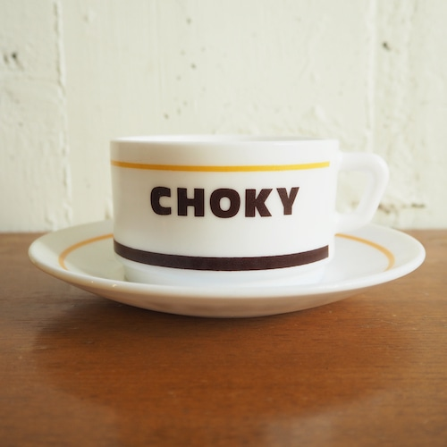 CHOKYのカップ&ソーサー
