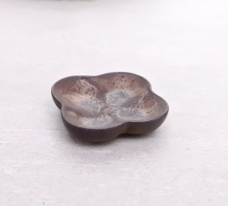 竹口 要/ハナマメサラ(砂金色・象牙色)