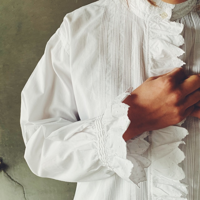 French blouse (long) ⑤