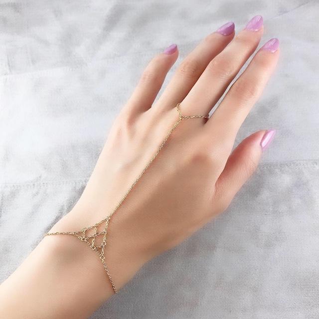 エラルジールフィンガーブレス【K10】