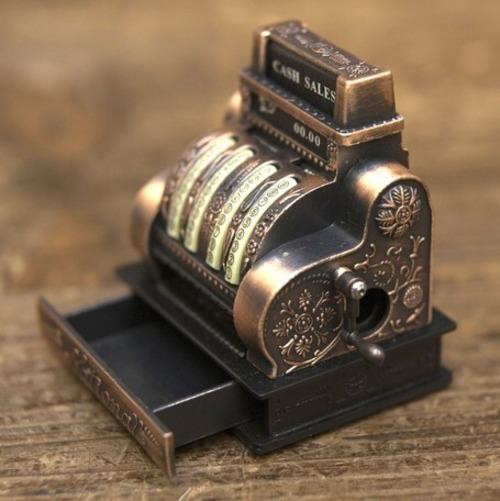 アンティークシャープナー レジスター 鉛筆削り