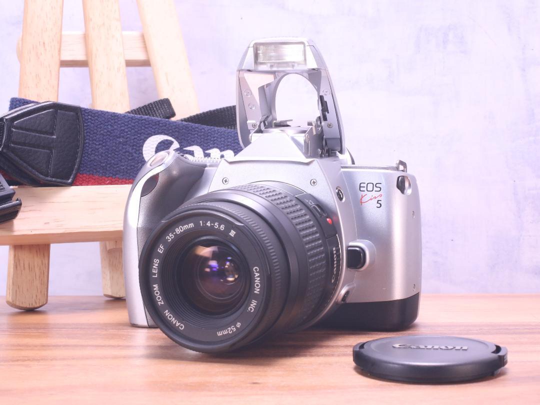 Canon EOS Kiss 5 ズームレンズ
