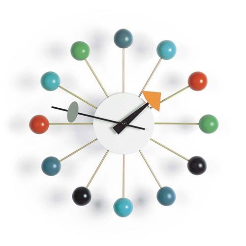 Vitra(ヴィトラ) Ball Clock(ボールクロック) マルチ