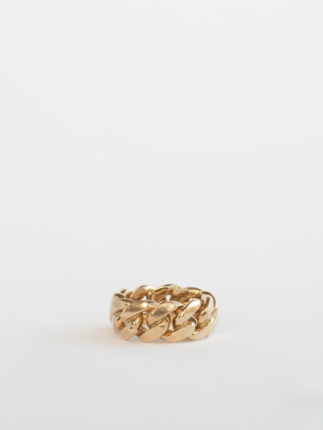 Miami Cuban Link Ring / America