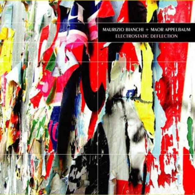 Maurizio Bianchi + Maor Appelbaum – Electrostatic Deflection(CD)