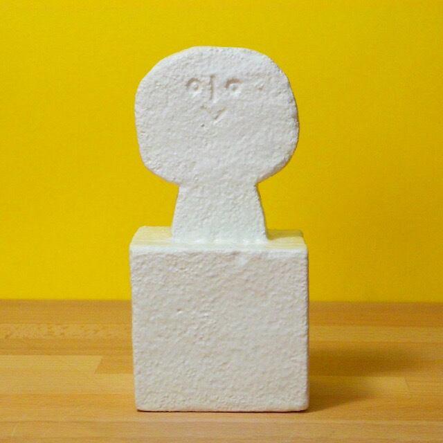 Peter Slight ceramics Small Head / SH07