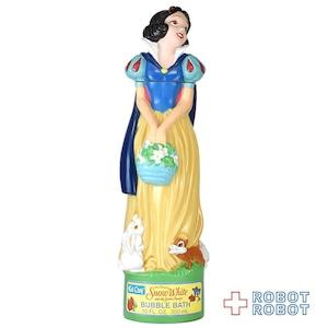 ディズニー 白雪姫 バブルバス・ボトル (キッドケア) ソーキー