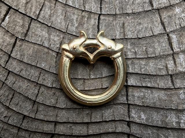 ドラゴンヘッド[真鍮]