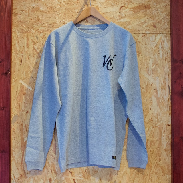 WATERS Clothing Super Heavy Once L/S TEE ウォータースクロージング