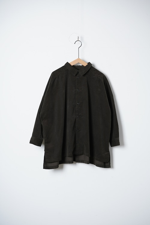 WIDE BARBER SHIRTS/OF-S061