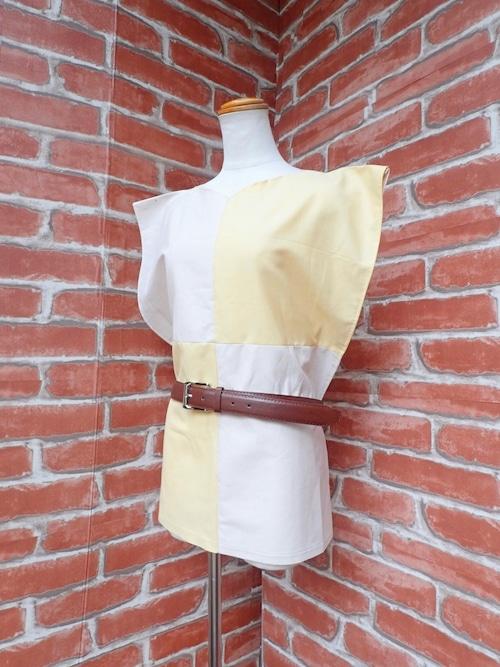 LARP衣装 戦士のサーコート クォータリーイエロー 女性用