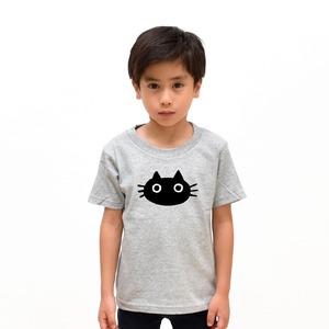 ネコ Tシャツ 子供服 キッズ 男の子 女の子