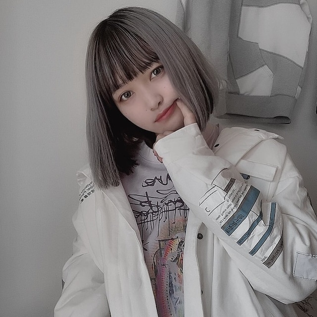 《即納》オーバーサイズタグブルゾン【MIRIさん着用】