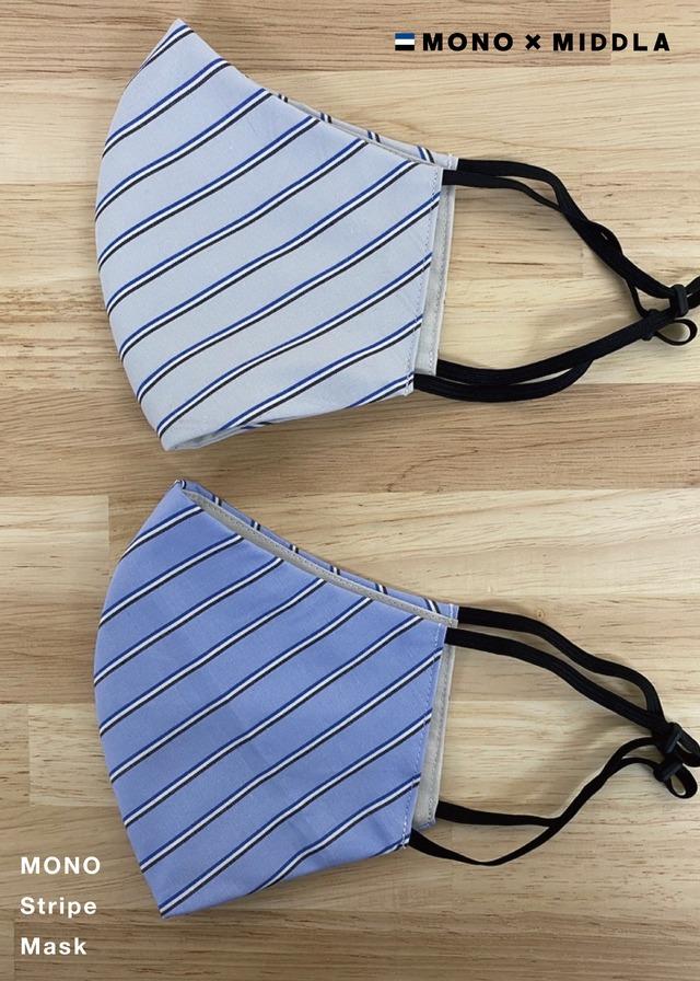 MONO Stripe Mask