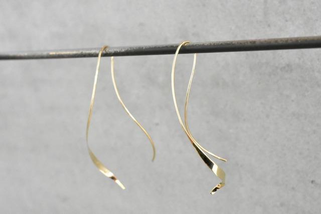 Smash Hook Pierce L / K18YG