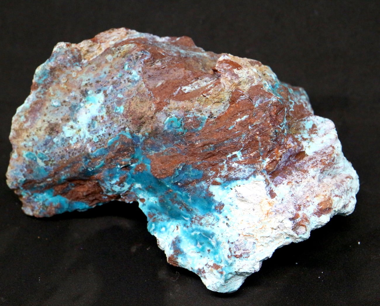 クリソコラ 珪孔雀石 アリゾナ州  366,7g CHS008  鉱物 天然石 原石