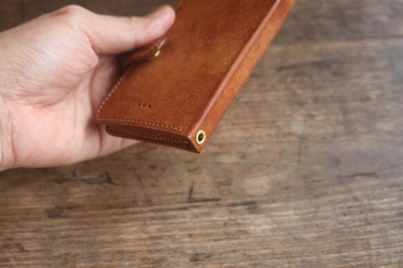 [OPTION] iPhone jaket / strap hole