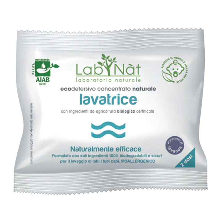 オーガニック ラプナット Bio 洗濯用洗剤 25g(無添加) 4560265454636
