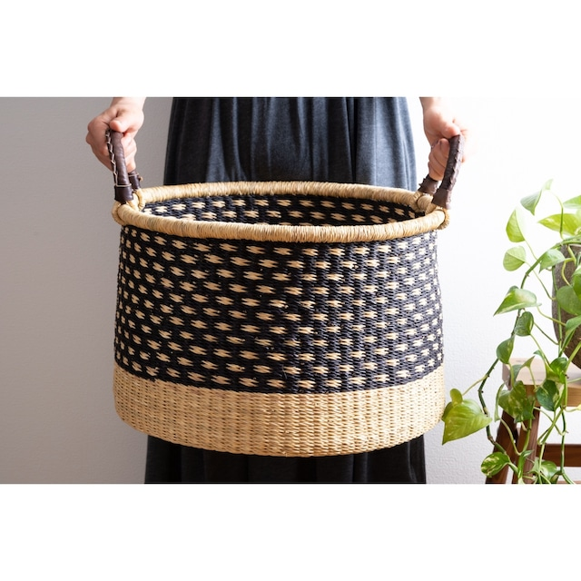 African Laundry Basket <Small>