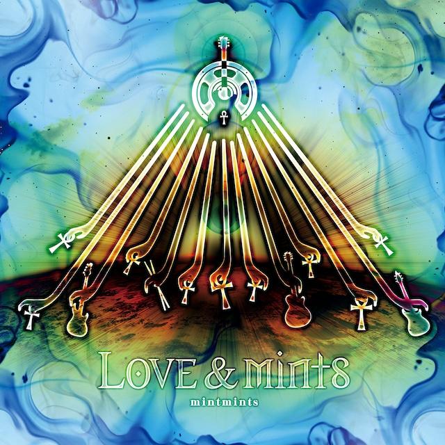 CD+DVD:『Love & mints』mintmints(ミントミンツ) +特典付 - メイン画像