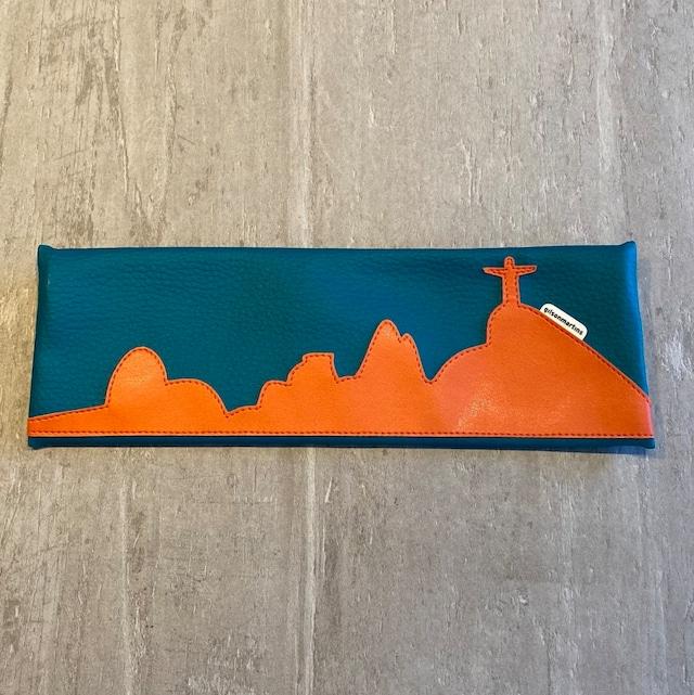 ジルソン・マルチンス TRIP LANDSCAPE トリップランドスケープ グリーン・オレンジ